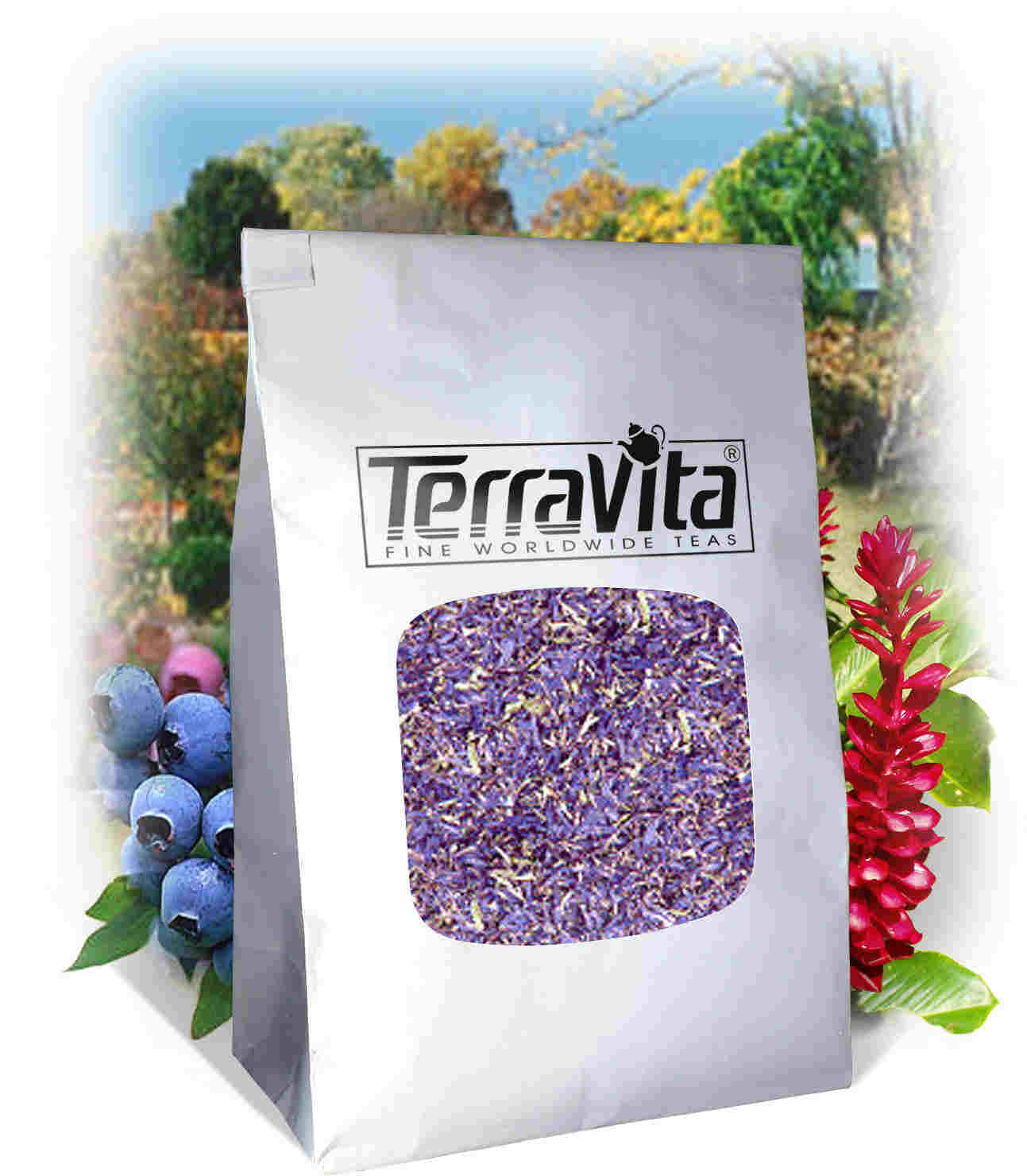 Cornflower Petals Tea (Loose)