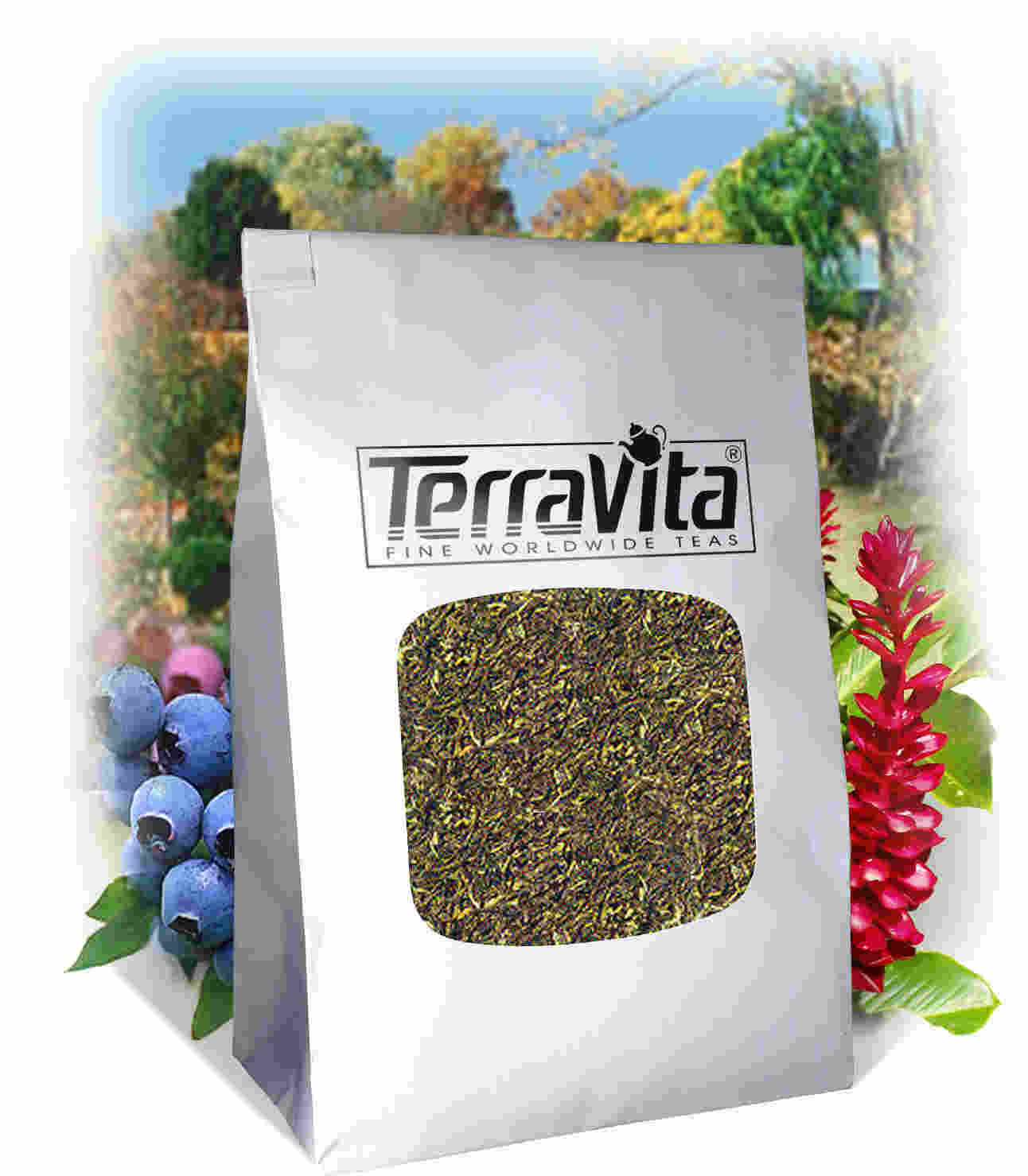 Earthly Paradise Jasmine Tea (Loose)