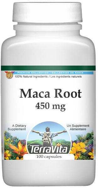 Maca Root - 450 mg