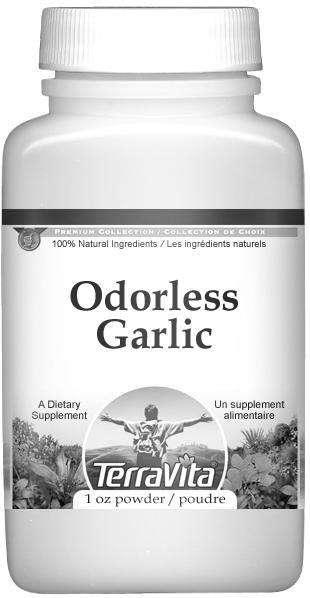 Odorless Garlic Powder