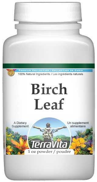 Birch Leaf Powder