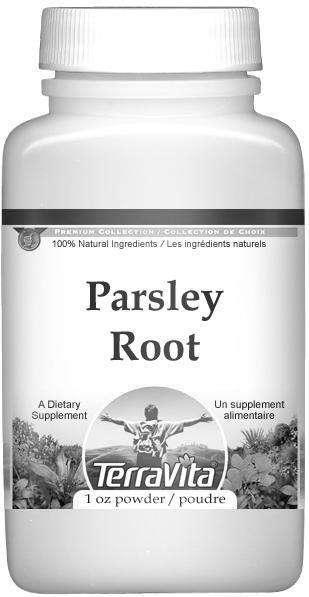 Parsley Root Powder