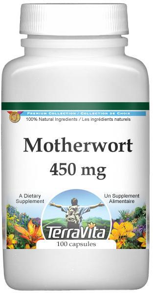 Motherwort - 450 mg