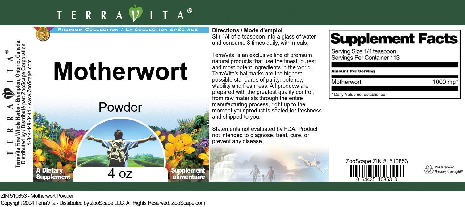 Motherwort Powder