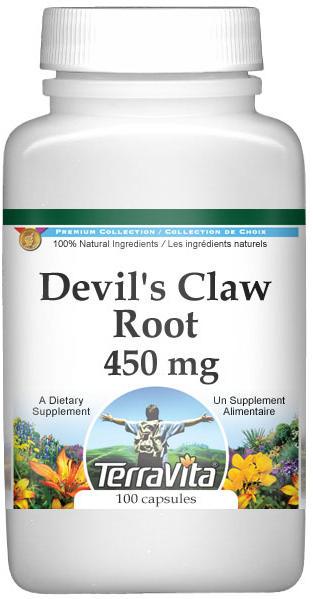 Devil's Claw Root - 450 mg