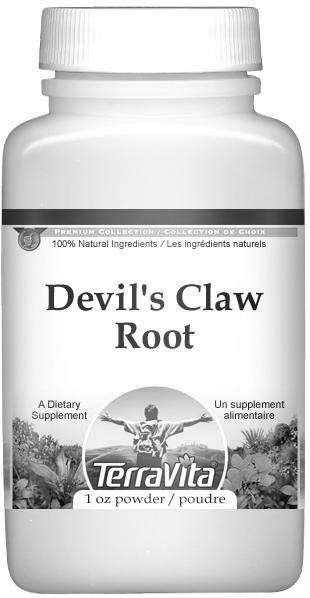 Devil's Claw Root Powder