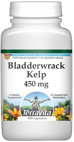 Bladderwrack Kelp - 450 mg