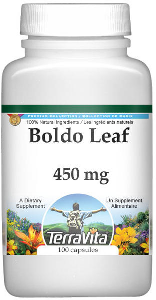 Boldo Leaf - 450 mg