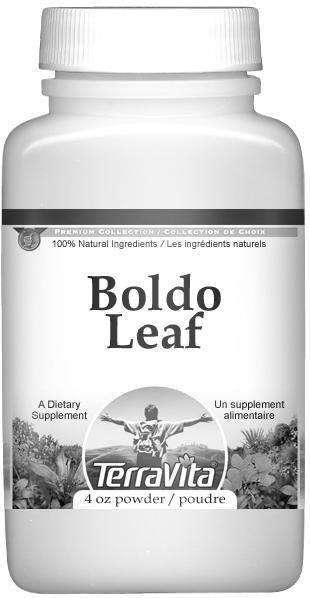 Boldo Leaf Powder