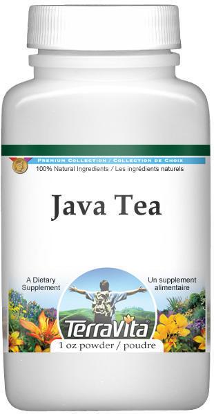 Java Tea (Orthosiphon stamineus) Powder