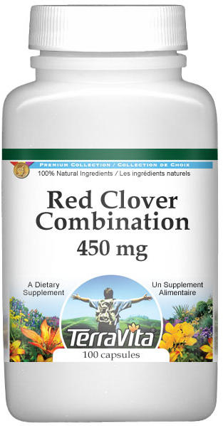 Red Clover Combination - 450 mg