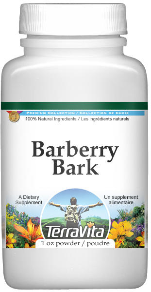 Barberry Bark Powder