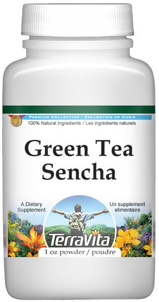 Green Tea Sencha Powder