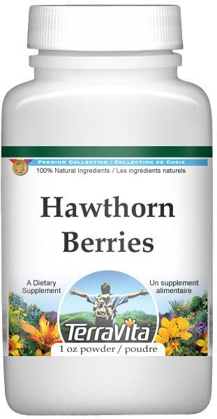 Hawthorn Berries Powder