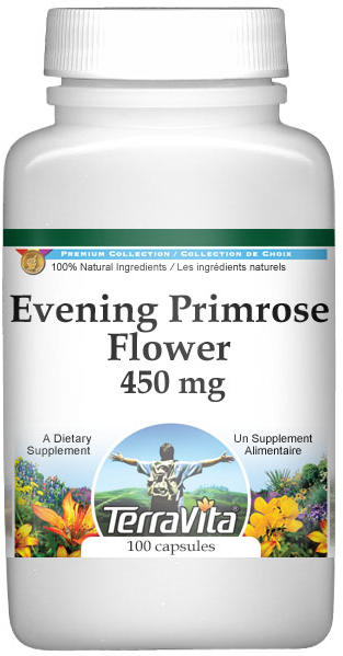 Evening Primrose Flower - 450 mg