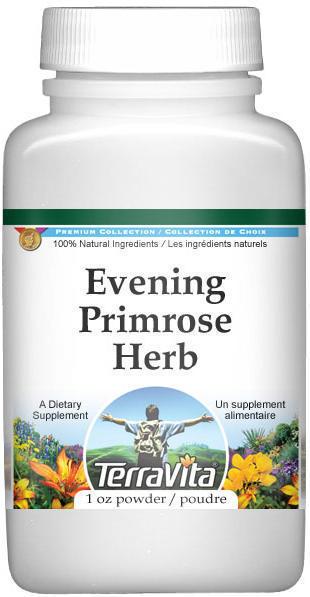 Evening Primrose Herb Powder