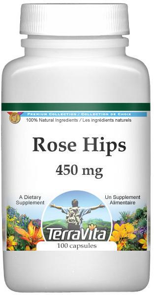 Rose Hips - 450 mg