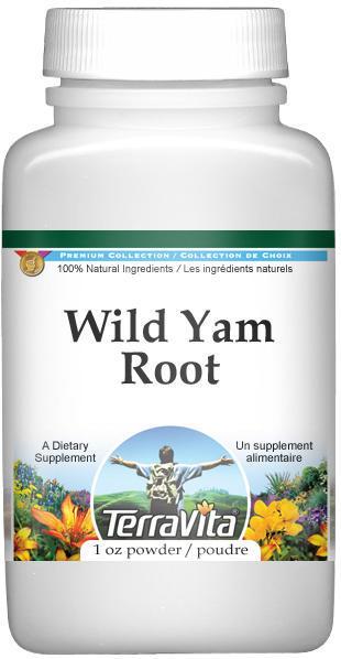 Wild Yam Root Powder