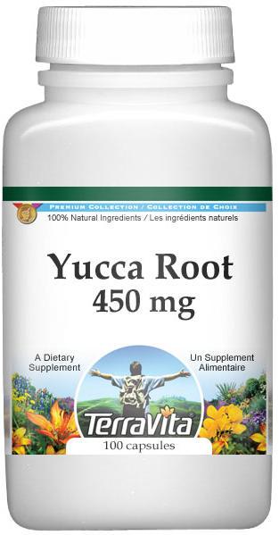 Yucca Root - 450 mg