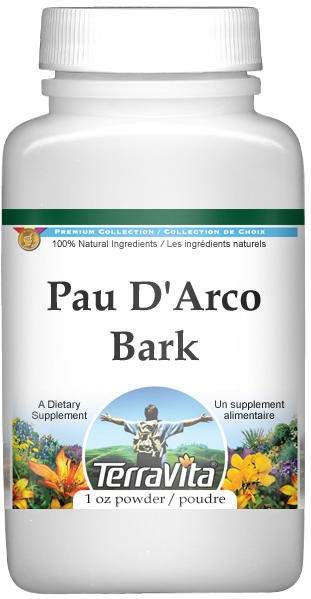 Pau D'Arco Bark (Ipe Roxo) Powder