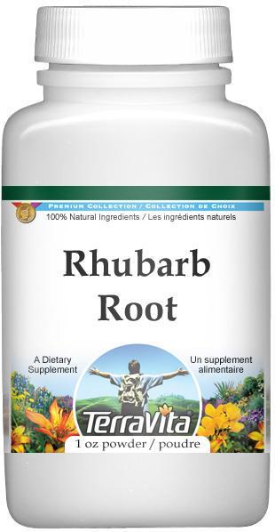 Rhubarb Root Powder