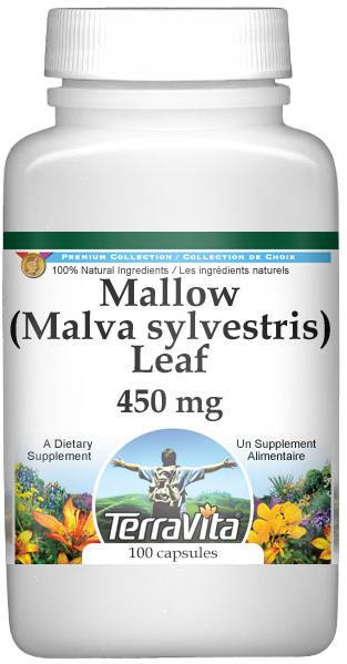 Mallow (Malva sylvestris) Flower - 450 mg