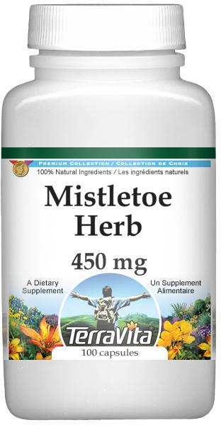 Mistletoe Herb - 450 mg
