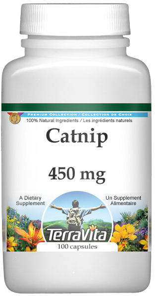 Catnip - 450 mg