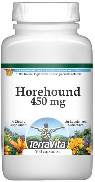 Horehound - 450 mg