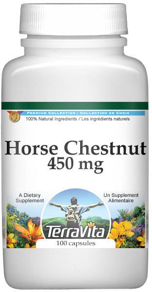 Horse Chestnut - 450 mg