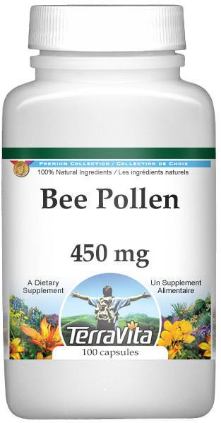 Bee Pollen - 450 mg