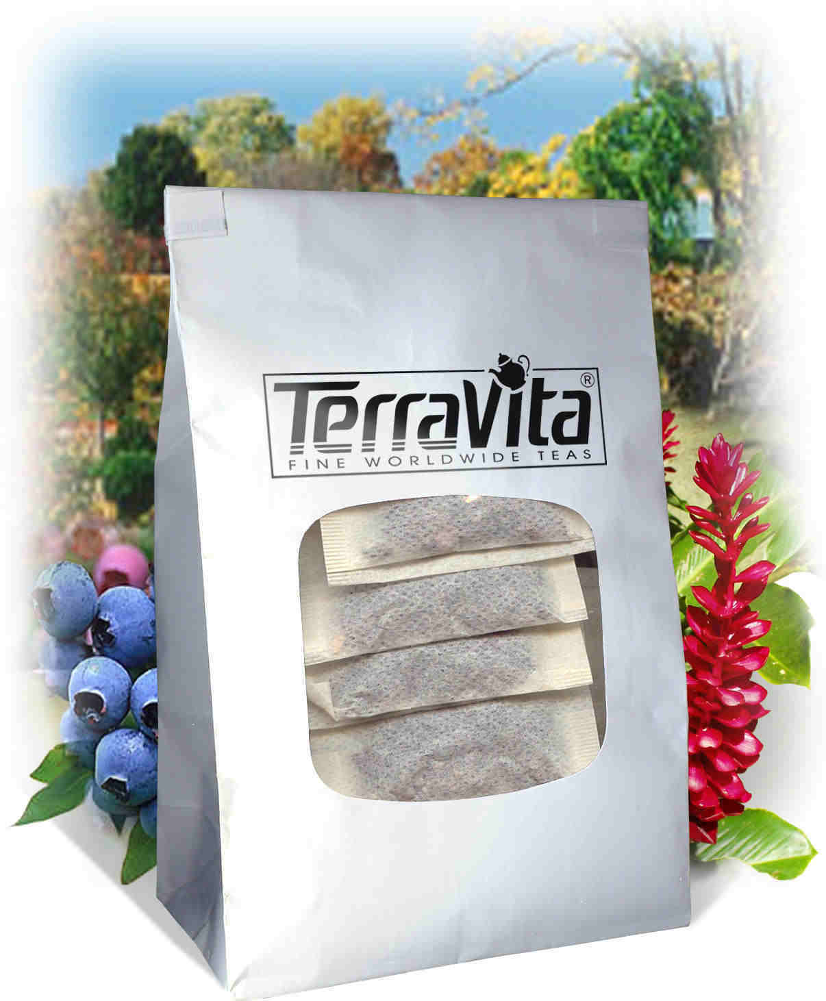 Blood Cleansing Complex Tea - Red Vine Leaf and Marshmallow Root