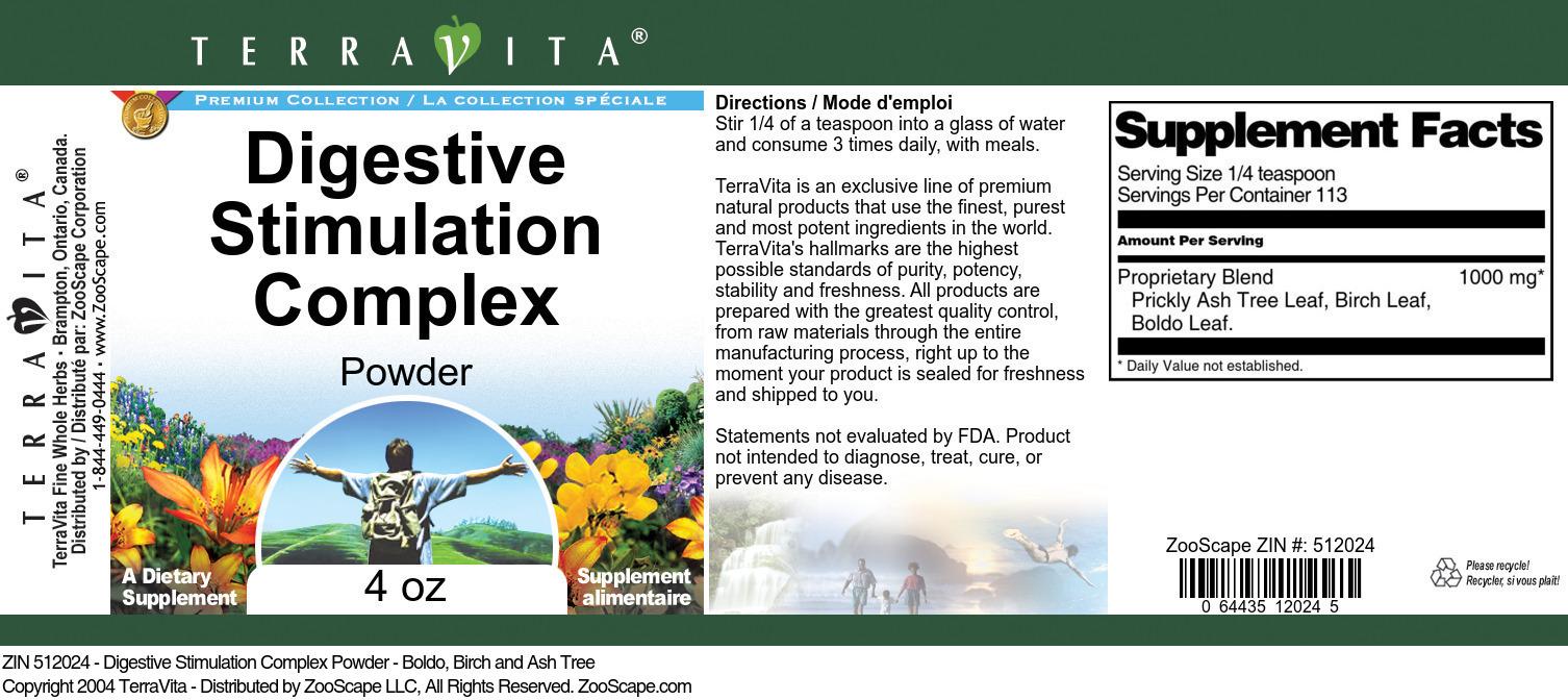 Digestive Stimulation Complex