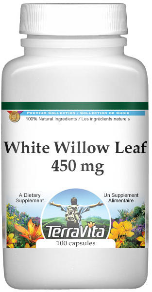 White Willow Herb - 450 mg