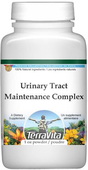 Urinary Tract Maintenance Complex Powder - Uva Ursi, Hyssop, Senna and More