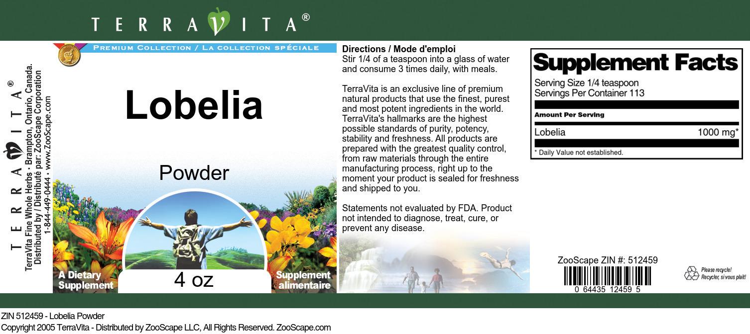 Lobelia Powder
