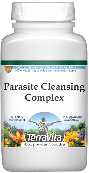 Parasite Cleansing Complex Powder - Pumpkin, Black Walnut, Chamomile and More