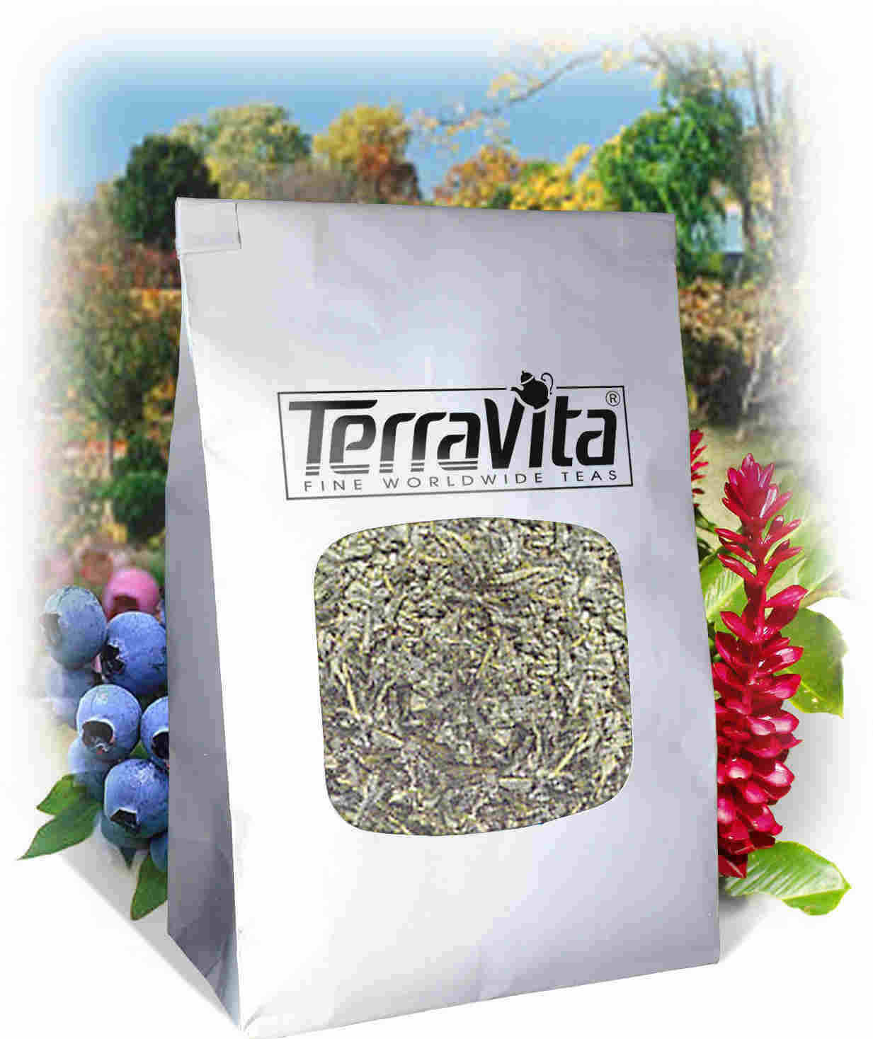 Herbal Laxative Complex Tea (Loose) - Buckthorn, Couchgrass, Red Clover and More