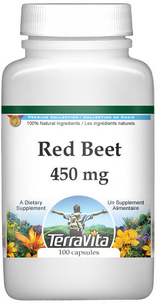 Red Beet - 450 mg