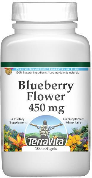 Blueberry Flower - 450 mg
