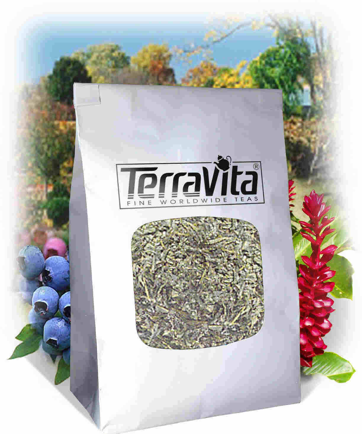 Zedoary Root (Wild Turmeric) Tea (Loose)