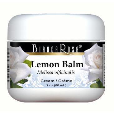Lemon Balm Leaf Cream