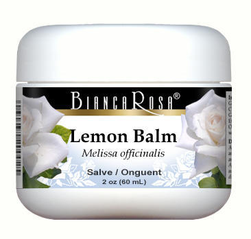 Lemon Balm Leaf - Salve Ointment