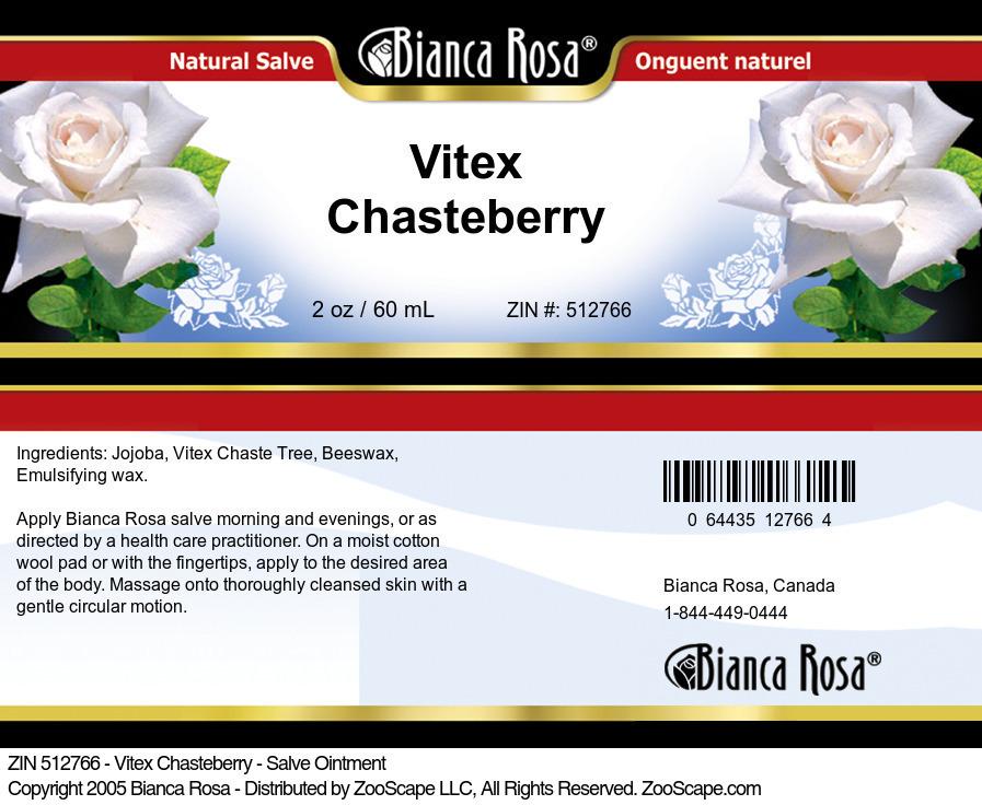 Vitex Chasteberry - Salve Ointment