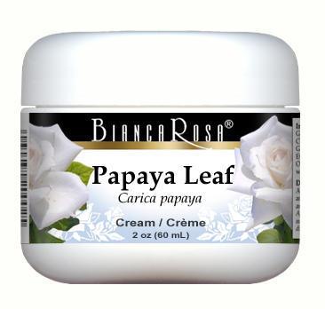 Papaya Leaf Cream