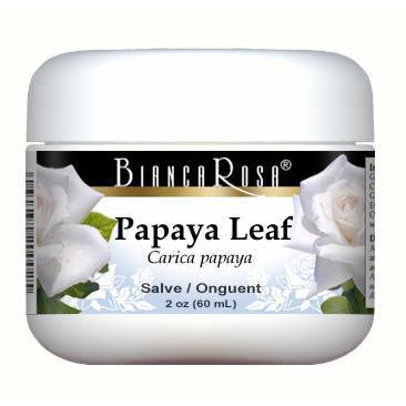 Papaya Leaf - Salve Ointment
