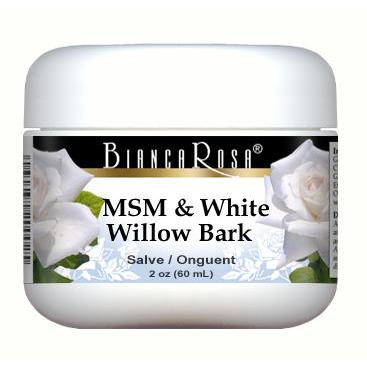 MSM and White Willow