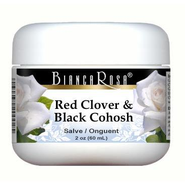 Red Clover and Black Cohosh Combination - Salve Ointment