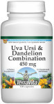 Uva Ursi and Dandelion Combination - 450 mg