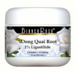 Dong Quai (Chinese Angelica) Root Extract - 1% Ligustilide - Cream